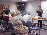 Residents Fire Safety Education Program